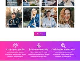 Nro 34 kilpailuun Webdesigner for Dating site käyttäjältä bbristy359