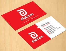 #119 cho Design some Business Cards for Dialcom Inc. bởi dinesh0805