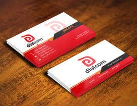 #140 untuk Design some Business Cards for Dialcom Inc. oleh youart2012
