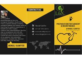Nro 14 kilpailuun Design a Brochure for presentation käyttäjältä aviral90