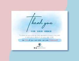 #217 for Design me a Thank you card by kimphung191196