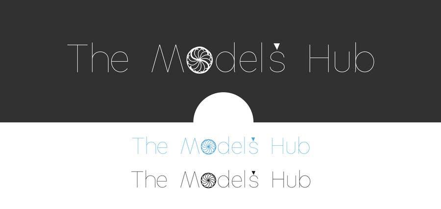 Konkurrenceindlæg #4 for The Model's Hub Logo