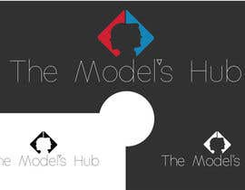 #50 for The Model's Hub Logo af dky723