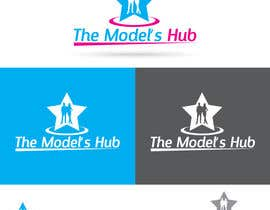 #63 for The Model's Hub Logo af puaarvin