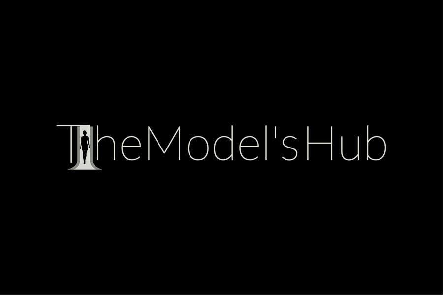 Konkurrenceindlæg #                                        30                                      for                                         The Model's Hub Logo