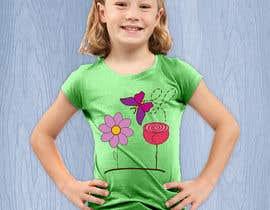 #182 for Graphic Design for Kid's TShirt - 13/06/2021 13:37 EDT af sakirhasan86