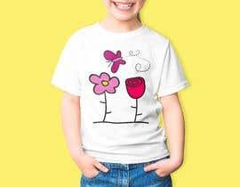 #193 for Graphic Design for Kid's TShirt - 13/06/2021 13:37 EDT af rabbyrohomotula0