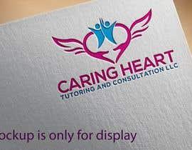 Nro 221 kilpailuun Caring Heart Tutoring and Consultation LLC Business Logo käyttäjältä sumon16111979