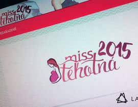 Nro 15 kilpailuun Navrhnout logo for Miss Těhotná CZ www.miss-tehotna.cz käyttäjältä DavidLazor