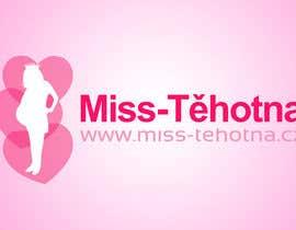 Nro 2 kilpailuun Navrhnout logo for Miss Těhotná CZ www.miss-tehotna.cz käyttäjältä madiworks