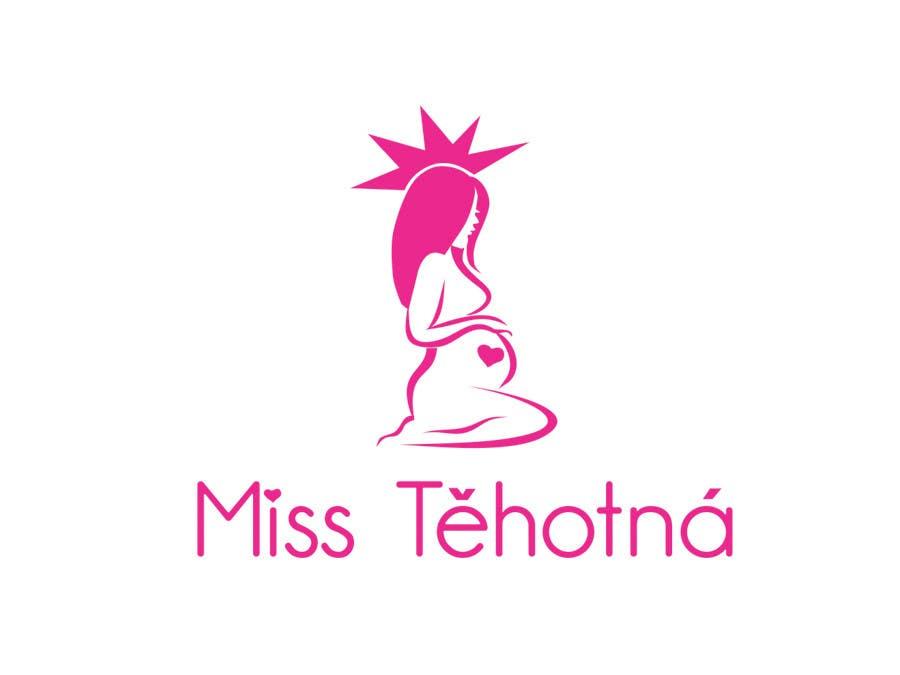Konkurrenceindlæg #6 for Navrhnout logo for Miss Těhotná CZ www.miss-tehotna.cz