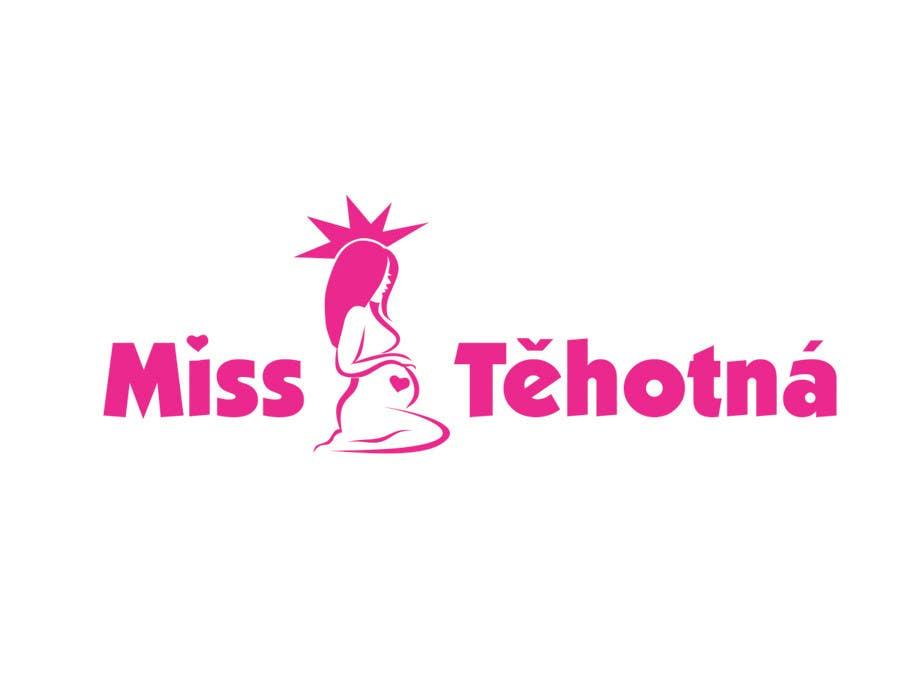 Konkurrenceindlæg #                                        7                                      for                                         Navrhnout logo for Miss Těhotná CZ www.miss-tehotna.cz