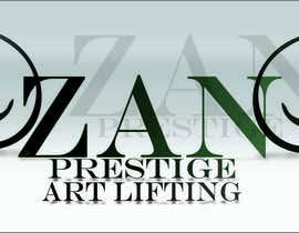 #11 para Разработка логотипа for ZAN ART PRESTIGE LIFTING por daniurbanout