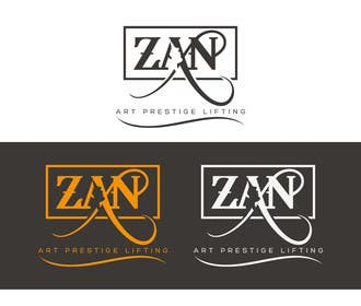#47 cho Разработка логотипа for ZAN ART PRESTIGE LIFTING bởi TangaFx