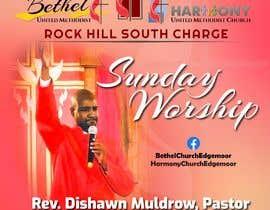 #135 for Church Logo/Poster Revamp - 14/06/2021 01:57 EDT af senfrie
