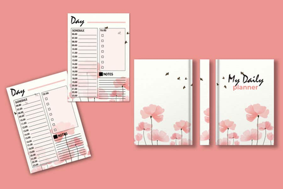 Proposition n°                                        29                                      du concours                                         Design book cover (Cover and redesign our planner)