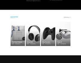 Nro 25 kilpailuun Improve UI/UX design for the website käyttäjältä larisadwisali