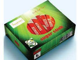 #22 for sugar stick box design by ahalimat46