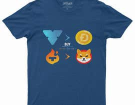 karimrezaul7121 tarafından Design crypto t-shirt için no 63