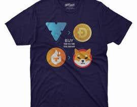 kamrunnaharemo tarafından Design crypto t-shirt için no 57