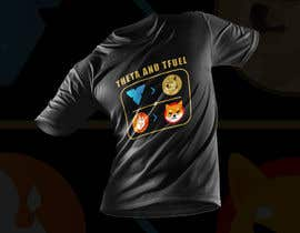latif8668 tarafından Design crypto t-shirt için no 88
