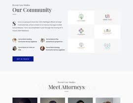 Nro 294 kilpailuun New Attorney Website käyttäjältä EmperorGeek