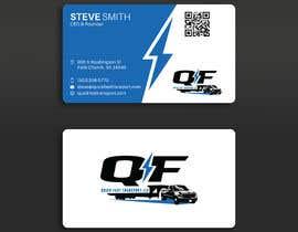 #154 untuk Business Cards for Trucking Company oleh pratikvartak