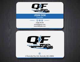 #150 untuk Business Cards for Trucking Company oleh Shuvo4094