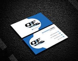 #162 untuk Business Cards for Trucking Company oleh MohammadTawsif69
