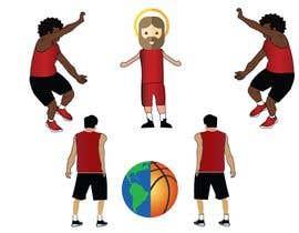 #2 untuk Jesus and The Starting 5 oleh Kirorobin