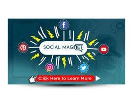 """Nro 20 kilpailuun Seven YouTube Thumbnails for """"Social Magnet"""" käyttäjältä ephdesign13"""