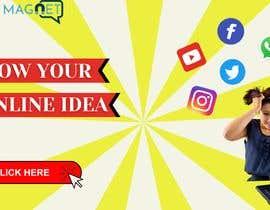 """Nro 12 kilpailuun Seven YouTube Thumbnails for """"Social Magnet"""" käyttäjältä nursalsabilah7"""