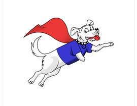 #22 for Hand Drawing (logo) of ZAM the super dog af amitroy187