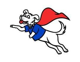 #33 for Hand Drawing (logo) of ZAM the super dog af okasatria91