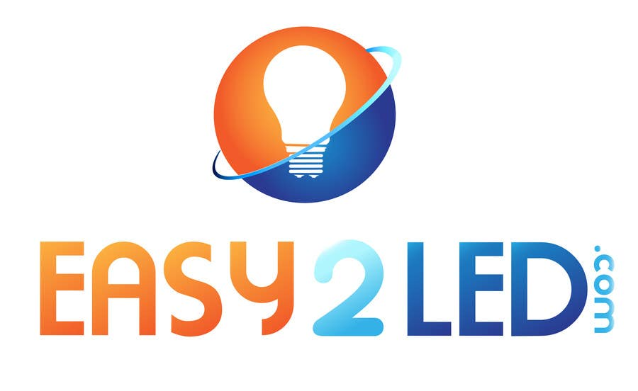 Penyertaan Peraduan #112 untuk Design a Logo for Easy2LED.com