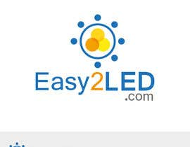 #93 cho Design a Logo for Easy2LED.com bởi mwa260387