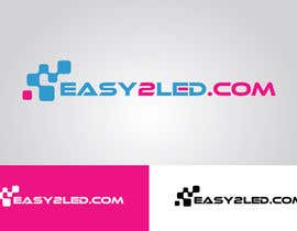 #79 cho Design a Logo for Easy2LED.com bởi asanka10