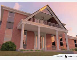 Nro 15 kilpailuun House addition remodel 3d design architectural drawings käyttäjältä Drawplan