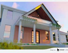 Nro 45 kilpailuun House addition remodel 3d design architectural drawings käyttäjältä Drawplan