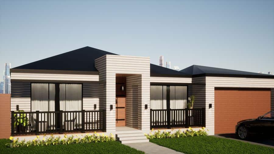 Proposition n°                                        8                                      du concours                                         Housefront Design