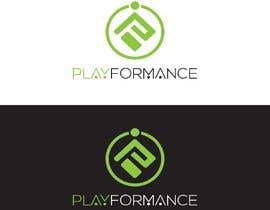 nº 254 pour logo for playformance sports coaching par Eptihad07