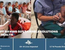 fatinnathirah55 tarafından WordPress photo/home page info layout assistance (for global aid organization) için no 9