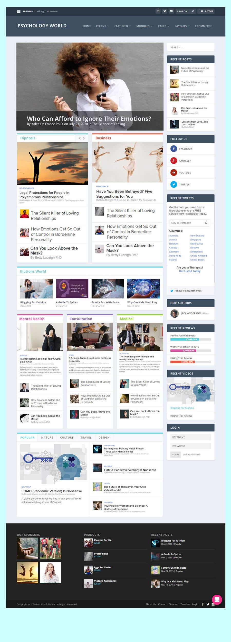 Конкурсная заявка №                                        5                                      для                                         Website UX/UI design
