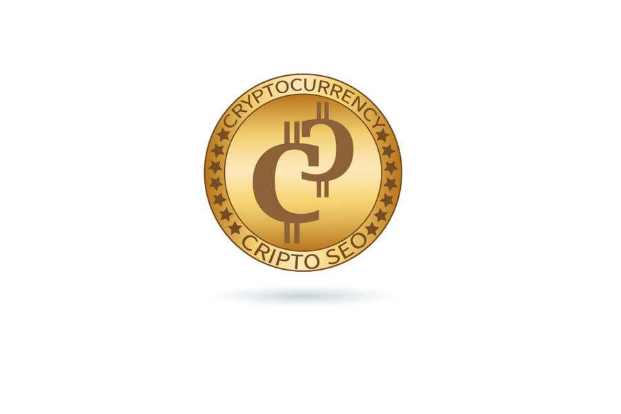 """Contest Entry #                                        46                                      for                                         Logo para criptomonedas """"CriptoSEO"""""""
