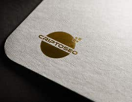 """#140 untuk Logo para criptomonedas """"CriptoSEO"""" oleh mdsujanhossain70"""