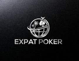 Nro 356 kilpailuun Expat Poker Logo käyttäjältä mdshmjan883
