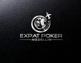 Nro 382 kilpailuun Expat Poker Logo käyttäjältä fahadmiah244