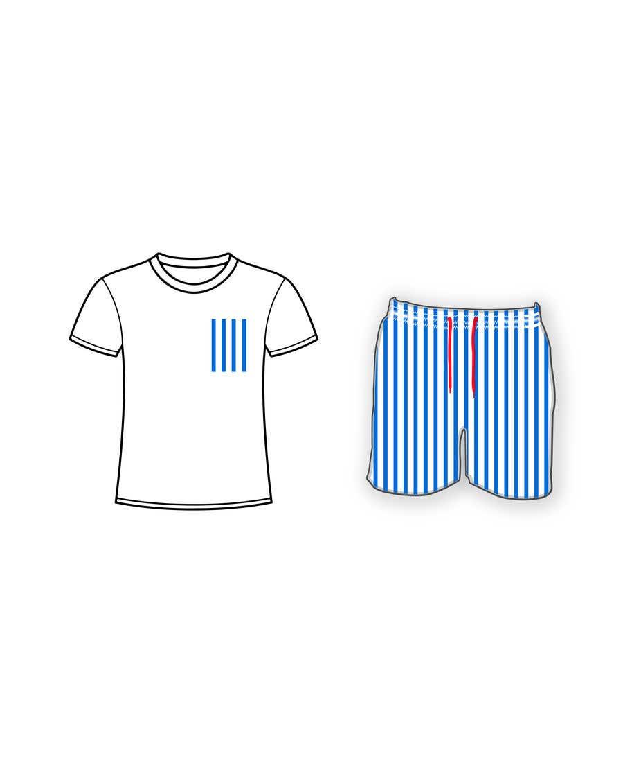 Bài tham dự cuộc thi #                                        19                                      cho                                         Mens swim suit with pocket shirt matching design!
