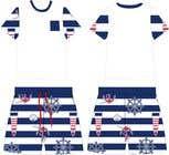 Bài tham dự #11 về Graphic Design cho cuộc thi Mens swim suit with pocket shirt matching design!