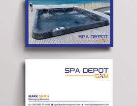 #402 untuk Design business cards oleh sadekursumon